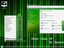 Green Glass XP