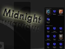 Midnight Contact List (Trillian)