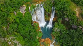 Waterfalls_Croatia_Park