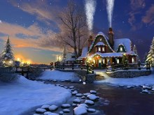 Snowy_Christmas_Cottage_HD