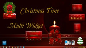 Christmas Time Multi Widget