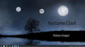 Nocturne Clocks