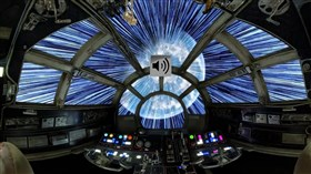 Star Wars Light Speed