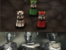 Doctor Who Mod [Discontinued]
