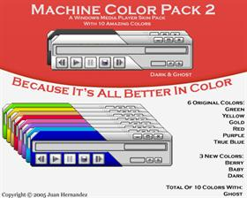 Machine Color Pack 2