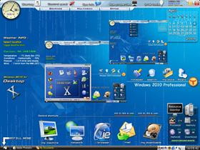 windows 2010 professional
