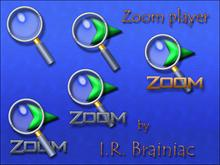 Zoom player OD icons