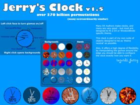 Jerry's Clocks