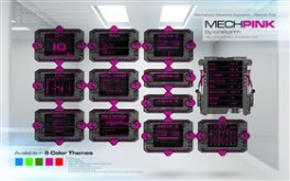 Mechanism Advanced Appliance -  Passion Pink