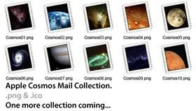 Apple Cosmos Mail Collection